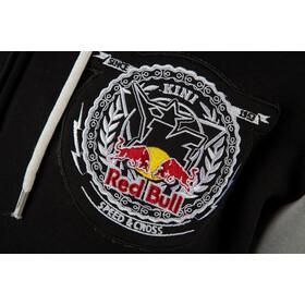Kini Red Bull Crest Hoodie Herren black/grey